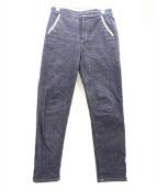 leur logette(ルールロジェット)の古着「テーパードデニムパンツ」 インディゴ