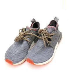 adidas(アディダス)の古着「ランニングスニーカー」|グレー