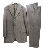 Belvest(ベルベスト)の古着「セットアップスーツ」|ブラック