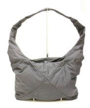 CASEY CASEY(ケイシー ケイシー)の古着「ショルダーバッグ」|グレー