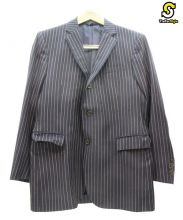POLO RALPH LAUREN(ポロ バイ ラルフローレン)の古着「セットアップスーツ」|ネイビー