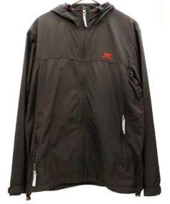 HELLY HANSEN(ヘリーハンセン)の古着「マウンテンパーカー」|チャコールグレー