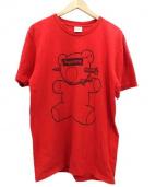 Supreme×UNDERCOVER(シュプリーム×アンダーカバー)の古着「コラボTシャツ」|レッド