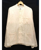 Engineered Garments(エンジニアードガーメンツ)の古着「Dayton shirt」|ベージュ