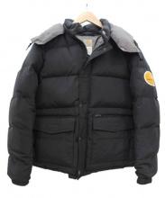 carhartt(カーハート)の古着「ダウンジャケット」|ブラック