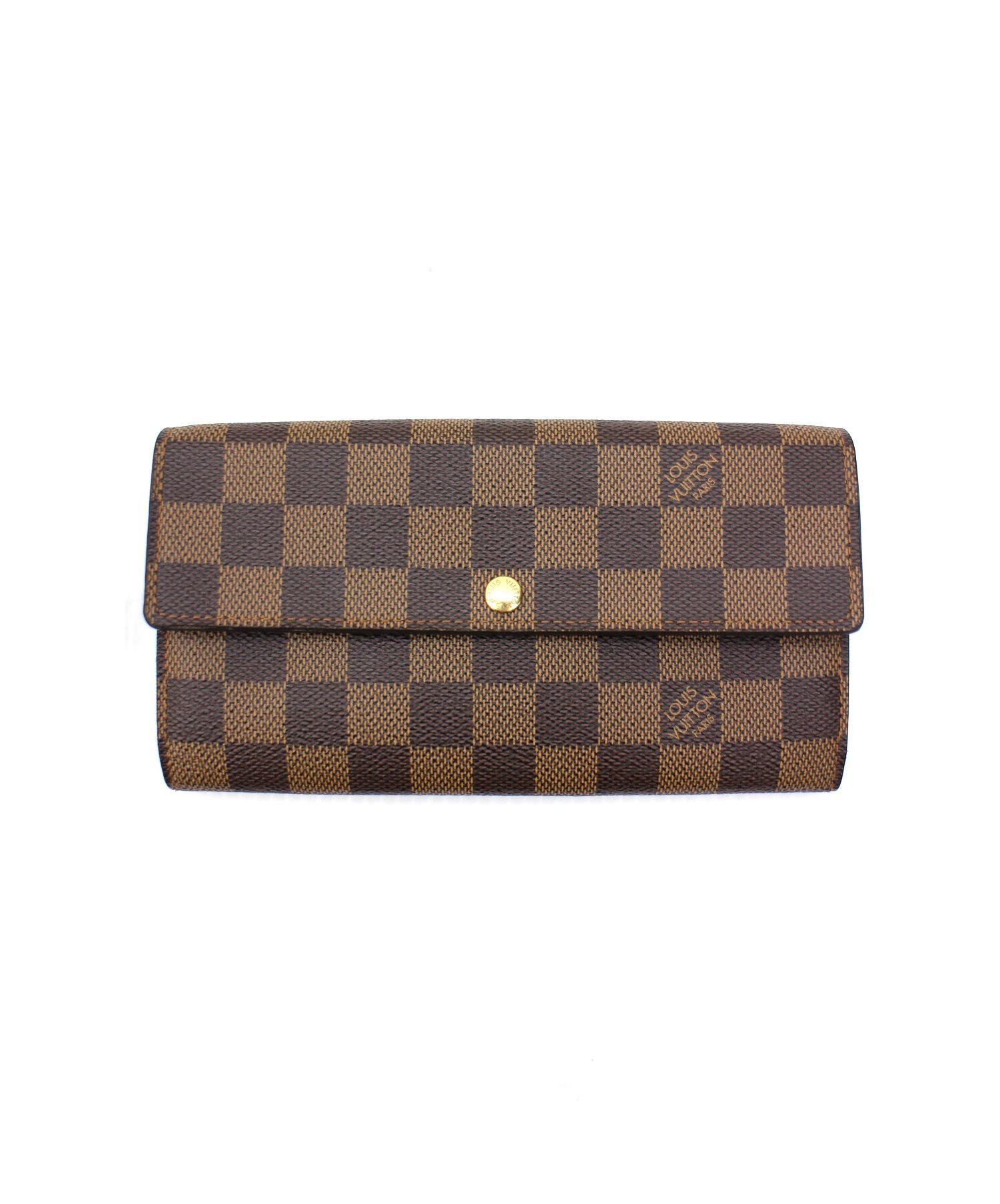 new style ed635 c58b0 [中古]LOUIS VUITTON(ルイ・ヴィトン)のレディース 服飾小物 長財布