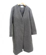 FRAY ID(フレイアイディー)の古着「チェスターコート」|グレー
