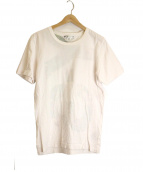 Y-3(ワイスリー)の古着「ボタニカルバックプリントTシャツ」|ホワイト