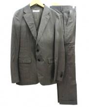 District UNITED ARROWS(ディストリクト ユナイテッドアローズ)の古着「3ピーススーツ」|カーキ