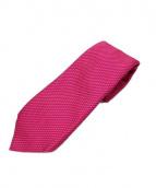BVLGARI(ブルガリ)の古着「セブンフォールドタイ」|ピンク