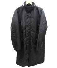 DIESEL(ディーゼル)の古着「モッズコート」|ブラック