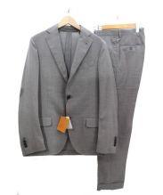 LARDINI(ラルディーニ)の古着「セットアップスーツ」|グレー