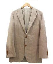 Brilla per il gusto(ブリッラ ペル イル グスト)の古着「ウール3Bジャケット」|ベージュ
