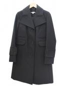 CARVEN(カルヴェン)の古着「ウールコート」|ブラック