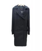 iCB(アイシービー)の古着「ライナー付トレンチコート」|ブラック