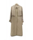 ADIEU TRISTESSE(アデュートリステス)の古着「ステンカラーコート」