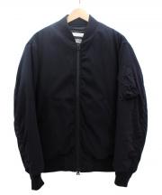 BEAUTY&YOUTH(ビューティアンドユース)の古着「MA-1ジャケット」|ネイビー