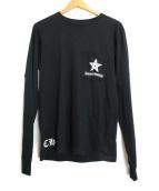 CHROME HEARTS(クロムハーツ)の古着「ロングスリーブカットソー」|ブラック