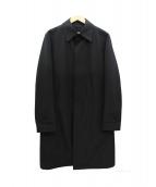 BURBERRY BLACK LABEL(バーバリーブラックレーベル)の古着「ノヴァチェックライナー付ステンカラーコート」