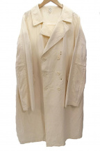 ms braque(エムズ ブラック)の古着「コットンリネントレンチコート」
