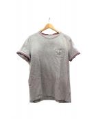 MONCLER(モンクレール)の古着「ワンポイントTシャツ」
