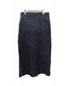 AURALEE(オーラリー)の古着「シルクスカート」