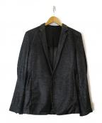SHELLAC(シェラック)の古着「アンコンジャケット」 ブラック