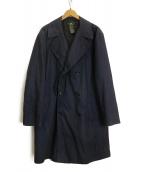 RRL(ダブルアールエル)の古着「中綿トレンチコート」|ネイビー