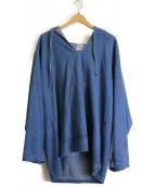 orSlow(オアスロウ)の古着「プルオーバーシャツ」|インディゴ