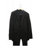 ck Calvin Klein(カルバンクライン)の古着「2Bセットアップスーツ」|ネイビー
