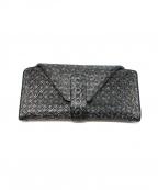 HIROKO HAYASHI(ヒロコ ハヤシ)の古着「長財布」 グレー