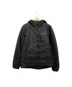 mont-bell(モンベル)の古着「サーマラップパーカー」 ブラック