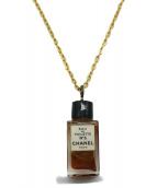 CHANEL(シャネル)の古着「香水モチーフネックレス」