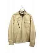 AVIREX(アヴィレックス)の古着「カスタムM-65レザージャケット」