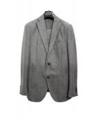 BOGLIOLI(ボリオリ)の古着「3Bセットアップスーツ」|グレー