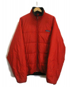 Patagonia(パタゴニア)の古着「ファイアーボールジャケット」|レッド