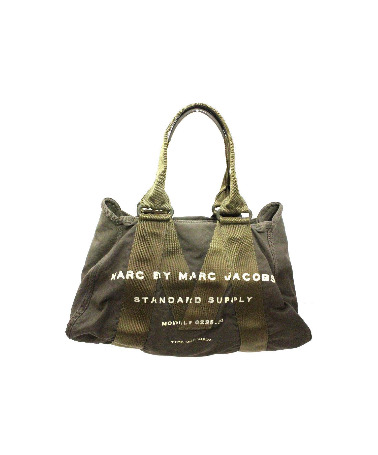 35e2e28aea41e Marc by Marc Jacobs (マークバイマークジェイコブス) トートバッグ サイズ:下記参照 STANDARD SUPPLY  M303060 参考定価¥24.000+税 SMALL CARGO