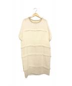 TELA(テラ)の古着「リネンワンピース」|ホワイト
