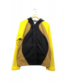 COMME des GARCONS SHIRT(コムデギャルソンシャツ)の古着「ナイロンジャケット」