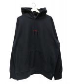 Supreme(シュプリーム)の古着「トレードマークフーデットスウェットシャツ」