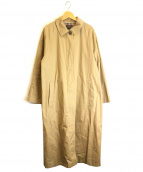 PENDLETON(ペンドルトン)の古着「ロングチノコート」|ベージュ