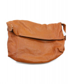 genten(ゲンテン)の古着「レザーショルダーバッグ」|ブラウン
