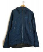 Patagonia(パタゴニア)の古着「スーパーシェルジャケット」|ブルー