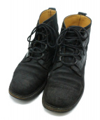 Tricker's(トリッカーズ)の古着「ギリーブーツ」 ブラック
