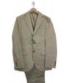 BEAMS F(ビームスエフ)の古着「3Bセットアップスーツ」