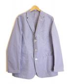 Paul Stuart(ポール スチュアート)の古着「3Bジャケット」|ブルー