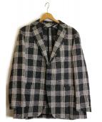 TAGLIATORE(タリアトーレ)の古着「モンテカルロアンコンジャケット」|ブラック