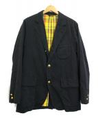 The Stylist Japan(ザスタイリストジャパン)の古着「アカデミージャケット」 ネイビー