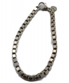 Tiffany & Co.(ティファニーアンド・シーオー)の古着「ベネチアンブレスレット」