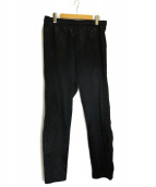 adidas×BEAUTY & YOUTH(アディダス×ビューティーアンドユース)の古着「スナップトラックパンツ」|ブラック